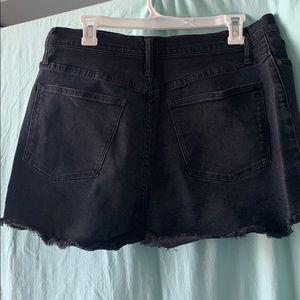Madewell Shorts - Madewell highwaisted shorts